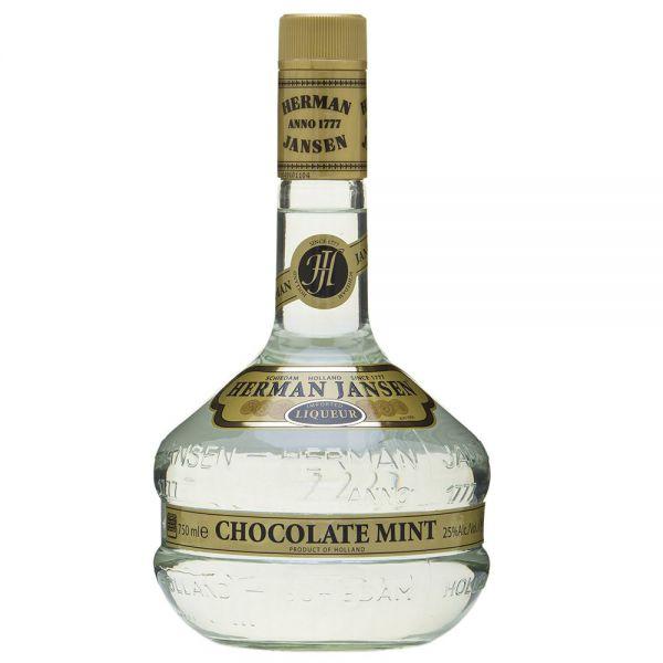 Herman Jansen Chocolate Mint Liqueur