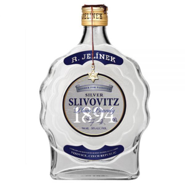 Jelinek Kosher for Passover Slivovitz Silver 0.7l