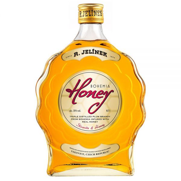 Jelinek Bohemia Honey